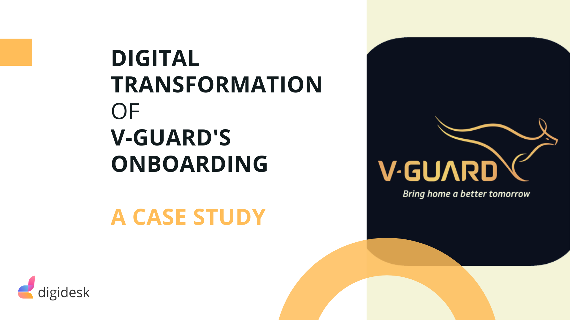 V – Guard | Digital Transformation of Employee Onboarding | Case Study